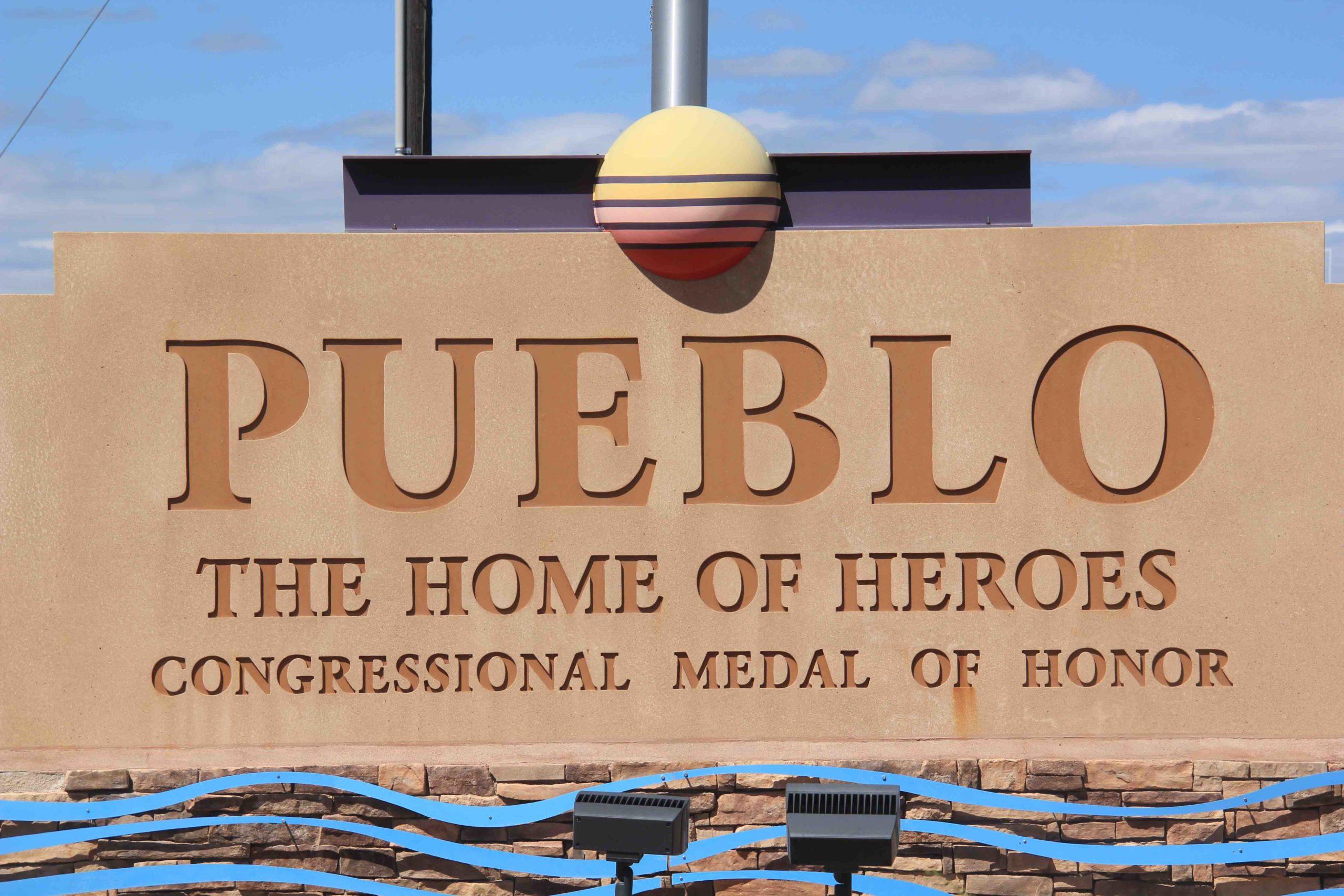 David takes on Goliath in Pueblo