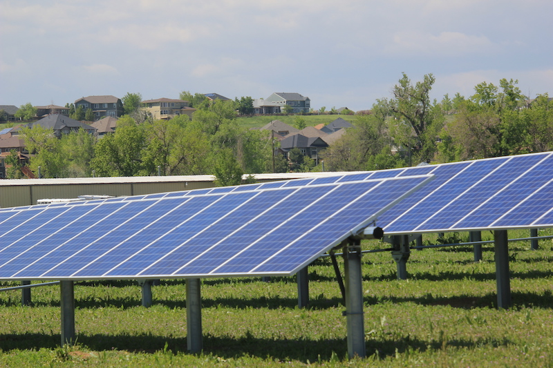 New Mexico's belated community solar