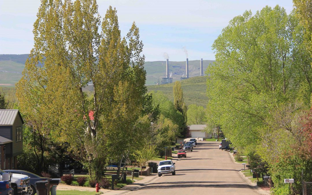 $15 million just start of what Colorado will need for just transition from coal