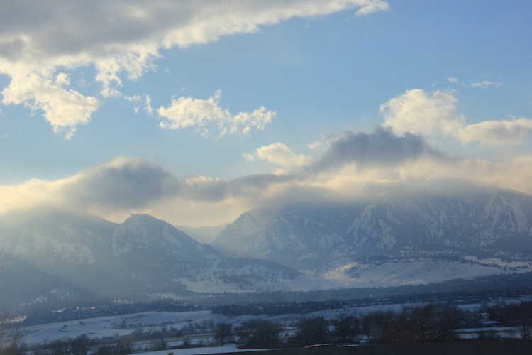Questions in Colorado after the big chill