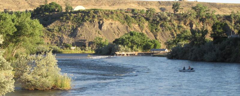 Fear along the Colorado River