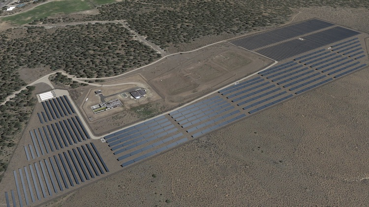 Holy Cross Energy takes a small but strategic step toward decarbonization and resilience with solar-plus-storage