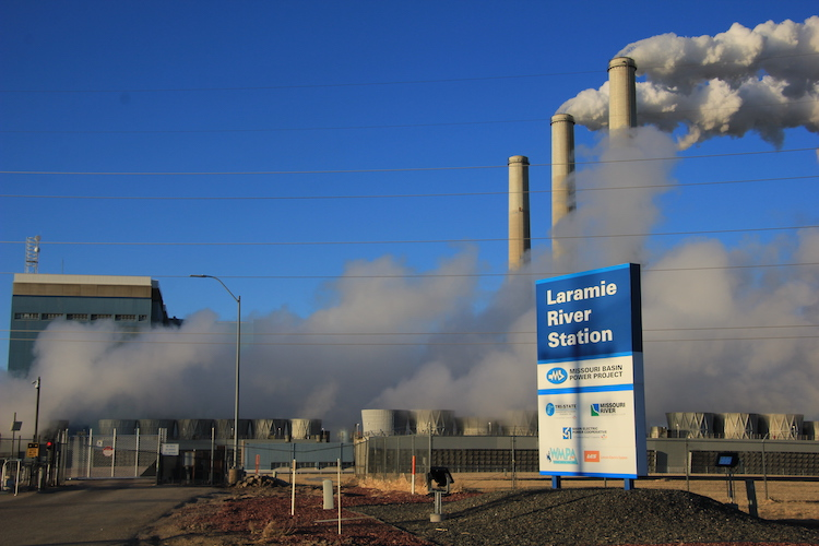 Wyoming seeks to stall Colorado's exit from coal-generated electricity