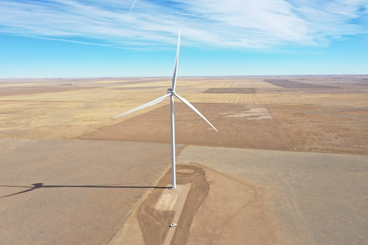 Transmission enough for Crossing Trails, but what about additional wind & solar farms?