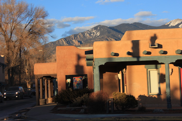 Taos warms and Facebook thrives: gleanings from New Mexico