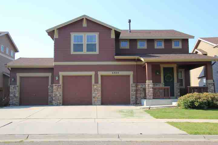 H ouse at 6860 W. 60th in Arvada