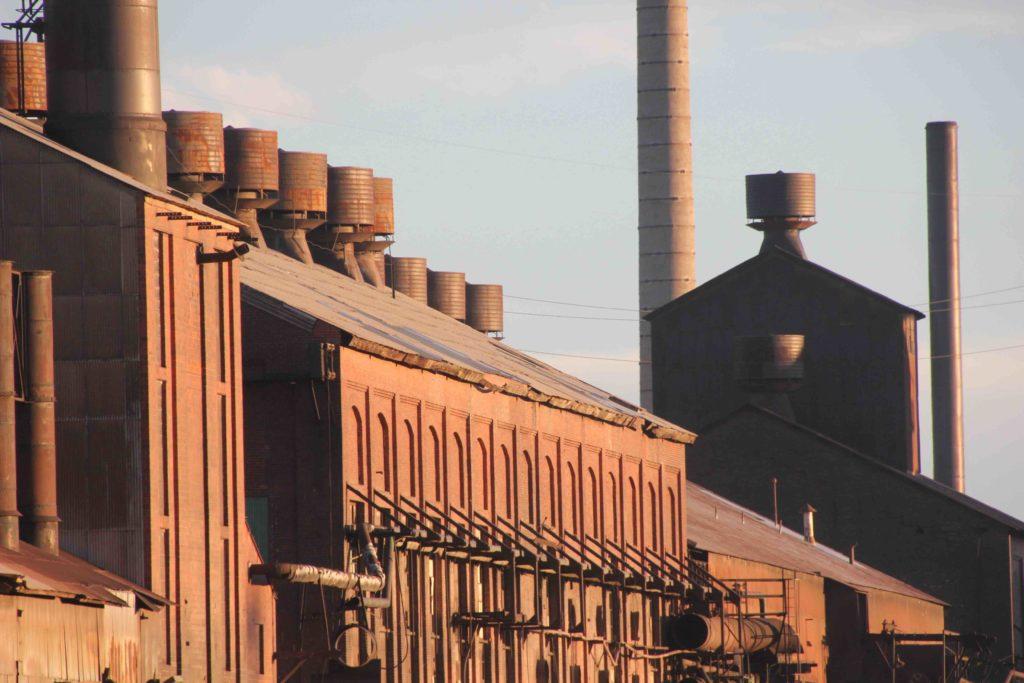 Pueblo steel mill