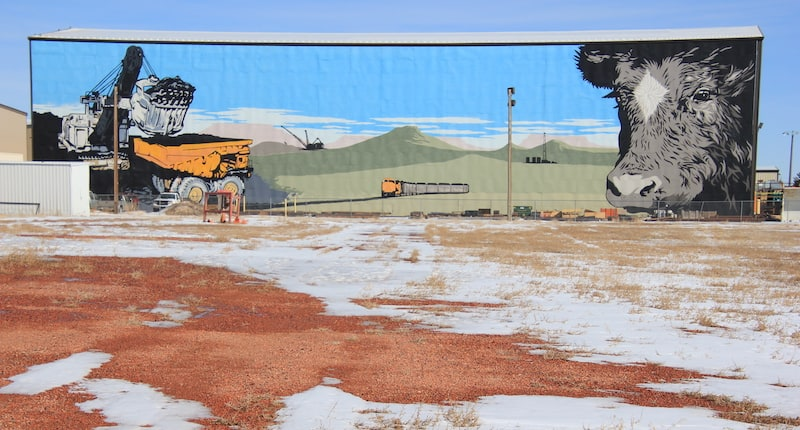 Energy gleanings from Wyoming