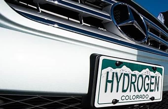 Hydrogen fueling station in works for metro Denver