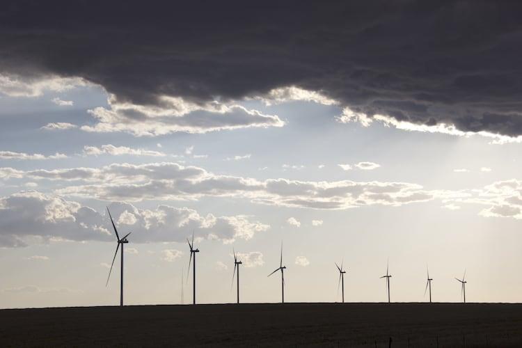 Crossing Trails Wind Farm